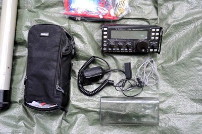 SOTA Radio Bag